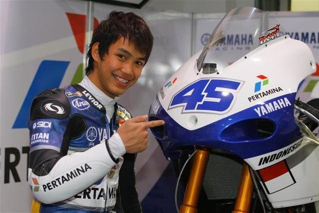 Hiroshi Aoyama Sport MotoGp